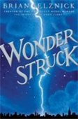 Wonderstruck by, Brian Selznick book cover