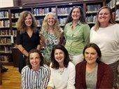 San Anselmo Library staff