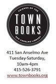 Town Books logo