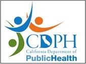 CA DPH Logo