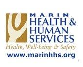 marin health and human services logo