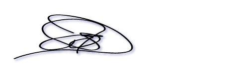 Mayor Ford Greene's signature