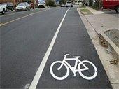 bike lane pic