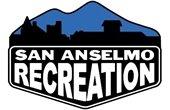 San Anselmo Recreation Department logo