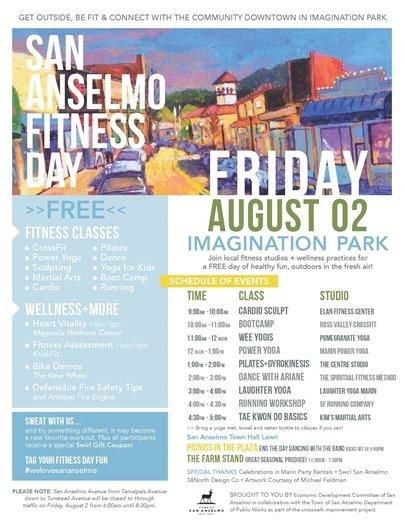 SA Fitness Day