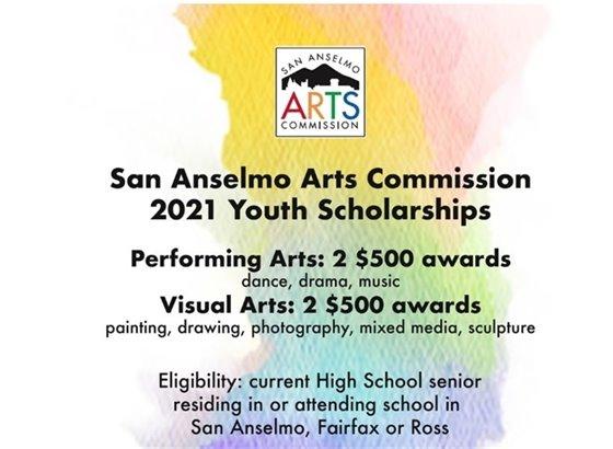 Arts Commission Scholarships