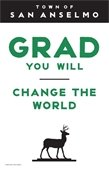 Grad You Will Change The World