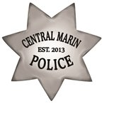Central Marin Police Logo