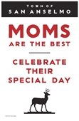 Moms are the Best Poster