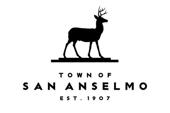 Town of San Anselmo logo