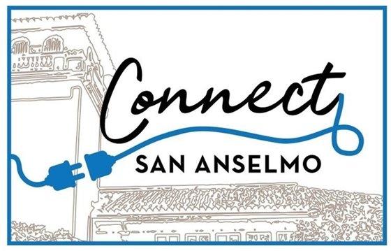 Connect San Anselmo logo