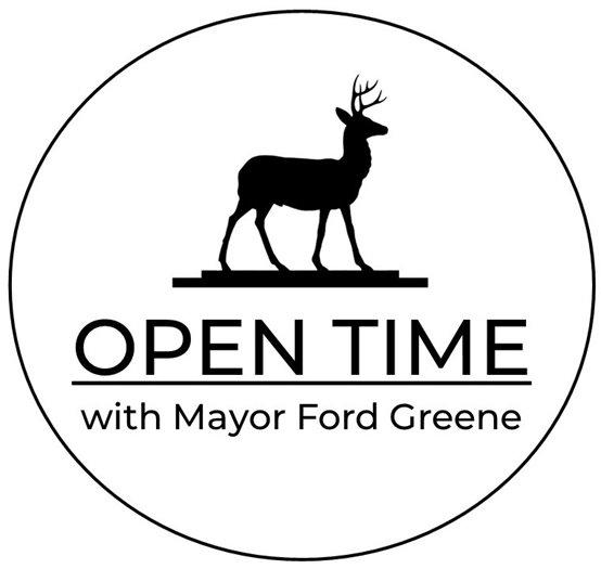 OPEN TIME logo