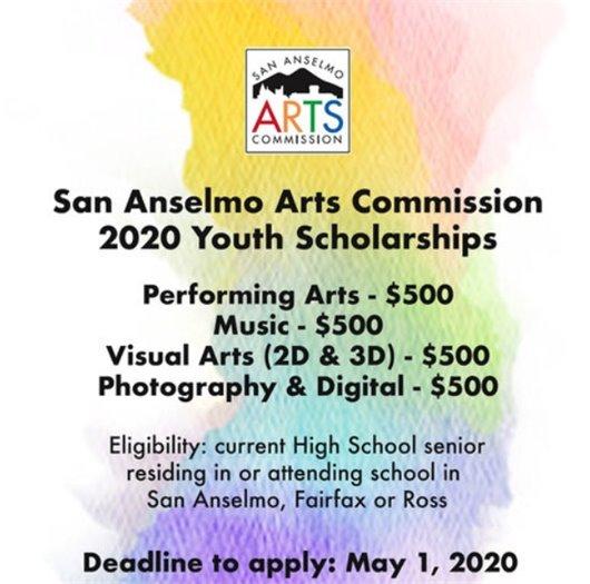 Youth Arts Scholarships