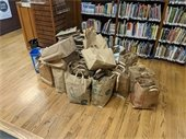 Donated Bags