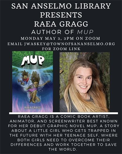 Raea Gragg author of MUP