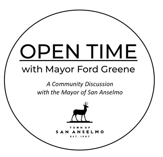 OPEN TIME with Mayor Ford Greene