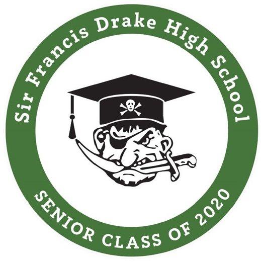 Drake Pirate Flag