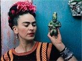 Art Talk Tuesday -- Frida Kahlo