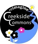 Reimagine Creekside Commons Logo