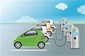 Electric vehicles graphic