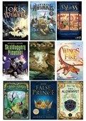 Middle Grade Adventure Fantasy Series