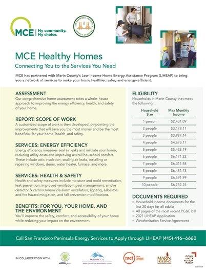 Health Homes Flier