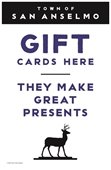Gift cards here they make great presents