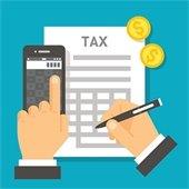 Tax clipart