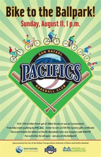 Bike to the Ballpark