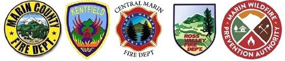 Fire Dept Logos