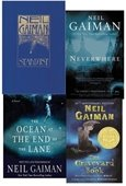 Neil Gaiman audiobooks