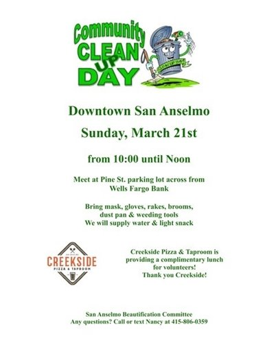 Downtown Clean Up Day