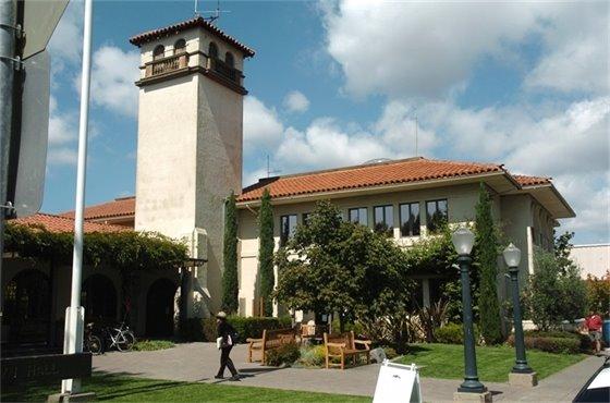 San Anselmo Town Hall