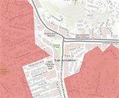 CPUC map