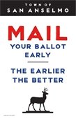 Mail your ballot early