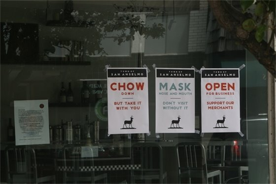 Photo of signs