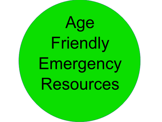 Age Friendly Resource Page