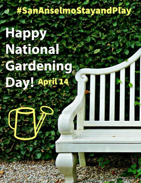 National Gardening Day Opens in new window