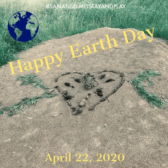Happy Earth Day Opens in new window