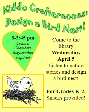 Bird Nest Program