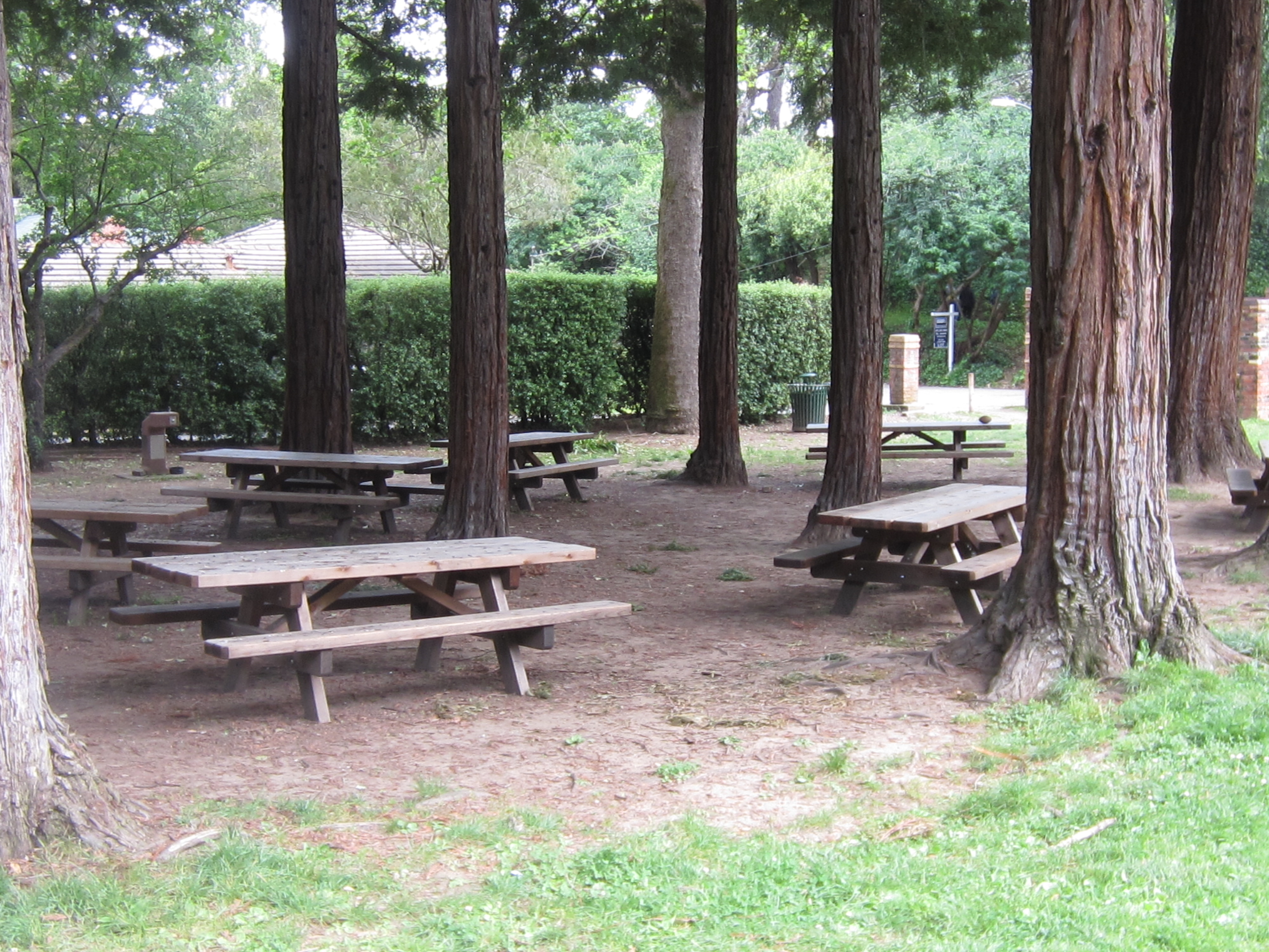 Robson Lower Picnic Area