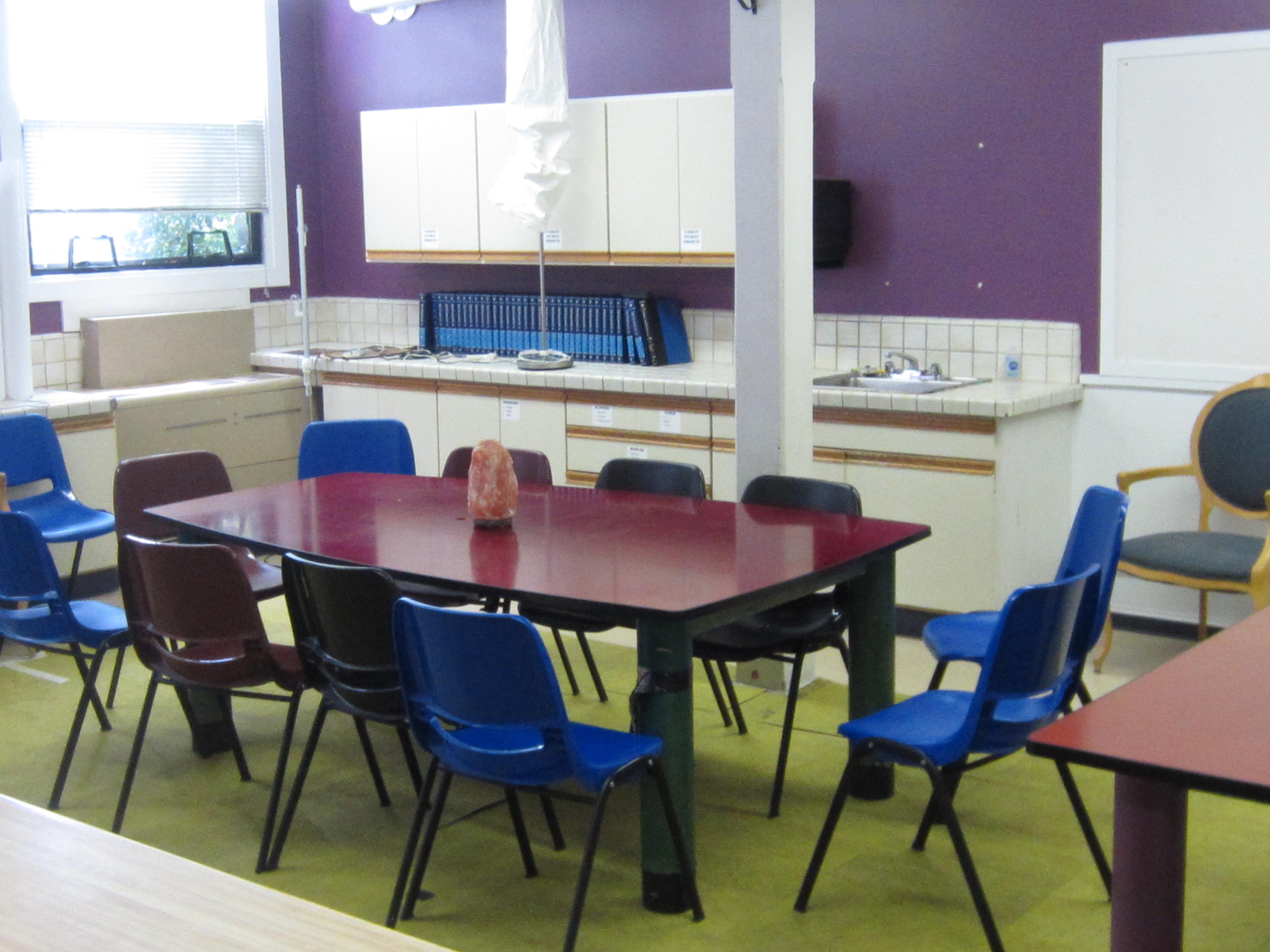 ICC, Lower Floor Room