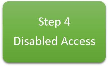Step 4 Disabled Access